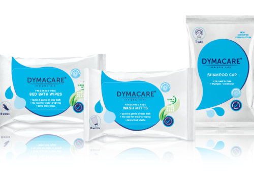 Dymacare® Patient Bathing Range